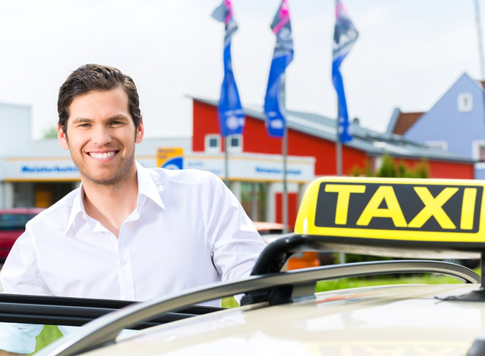 formation devenir chauffeur de taxi