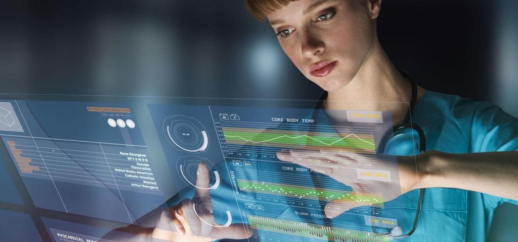 femme numérique
